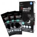 MHCARE KF94 專業級防疫口罩(一盒25個KF94口罩) 黑/白色 小童/成人款