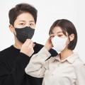 Icoco 韓國KF94防疫成人口罩1包共1個 (白色) 為節省客人運費會拆盒寄出