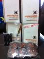 Juntenshi Spider Powder Face Lifting Pack 潤天使蜘蛛面膜 (一盒12個)  (沽清缺貨)
