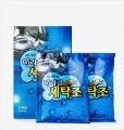 韓國製洗衣機槽清潔劑盒裝 (1包散裝價格)  如需盒裝請購買2的倍數 因2包為1盒