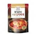 韓國宗家府泡菜牛骨湯 450g (可用於火鍋/放湯麵/伴年糕) (購買2包或以上即享$35優惠單價) (新舊包裝隨機發出)