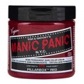 Manic Panic High Voltage ® Classic Cream Formula  - Pillarbox Red