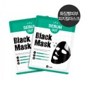 W.LAB Sebum Out Black Mask (十片) <沽清缺貨>
