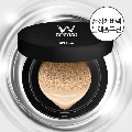 W.LAB Black Hall Cushion 控油遮瑕氣墊粉底 (SPF50/PA+++)(已沽清)