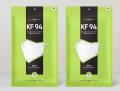 Goodbyedust 2D KF94 韓國製四層KF94 2D中碼白色口罩 (非獨立包裝) (1套50個口罩) 一套2包 ,1包25個 合共50個口罩 二套起低至$79元每套