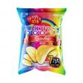 海太低鹽七色彩虹薯片60g