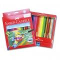 韓版 Faber Castell 48色水溶性顏色筆 (買一送一優惠)