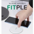 FITPLE 韓國製高速無線充電器 (全球唯一一款支持三星,LG和iPhone)