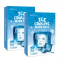 Intoskin Ice Cooling Mask Pack 冰涼面膜 (一盒四塊)