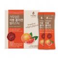 韓國葡萄柚超低分子膠原果凍棒 (一套15包X25G) ***由於夏季溫度問題, 食品不設寄件, 只限自取