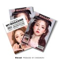 My Magazine Face&Eye 四合一彩妝盤 (可用作眼影+眉+腮紅+修容)