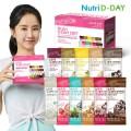 NutriD-Day 蛋白質減肥代餐奶昔 (一盒14包)