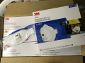 韓國進口3M - FFP2 粒狀物防護口罩 (一盒十個) (沽清缺貨)