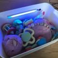 韓國製造玩具UV-LED消毒多用途盒 (韓國平行進口)