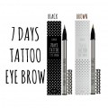 LALA 7 Days Tattoo Eye Brow 7日紋眉筆 (沽清缺貨)