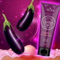 Label Young Shocking Lupeol Eggplant Peel Off Pack 120ml 茄子清潔面膜