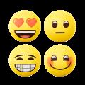 Innisfree No sebum x emoji™ mineral powder 17年限量版表情定妝礦物碎粉
