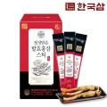 韓國製造六年根紅蔘液 (一盒30包)