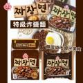 不倒翁韓國特級炸醬麵 135g (4包裝)